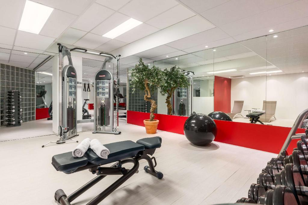Fitness center NH Collection Amsterdam Barbizon Palace