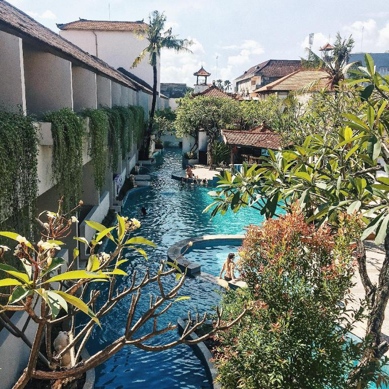 Skats Kuta Lagoon Resort & Pool Villa