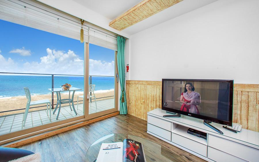 Family Room with Sea View for Max 4 Guests