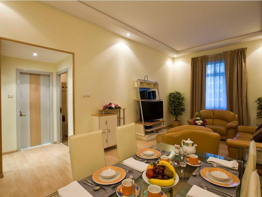 Suite com 3 Quartos (Three Bedroom Suite)