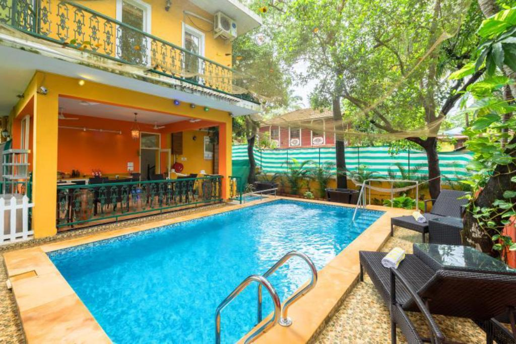 Treebo Vila De Goa India Photos Room Rates Promotions