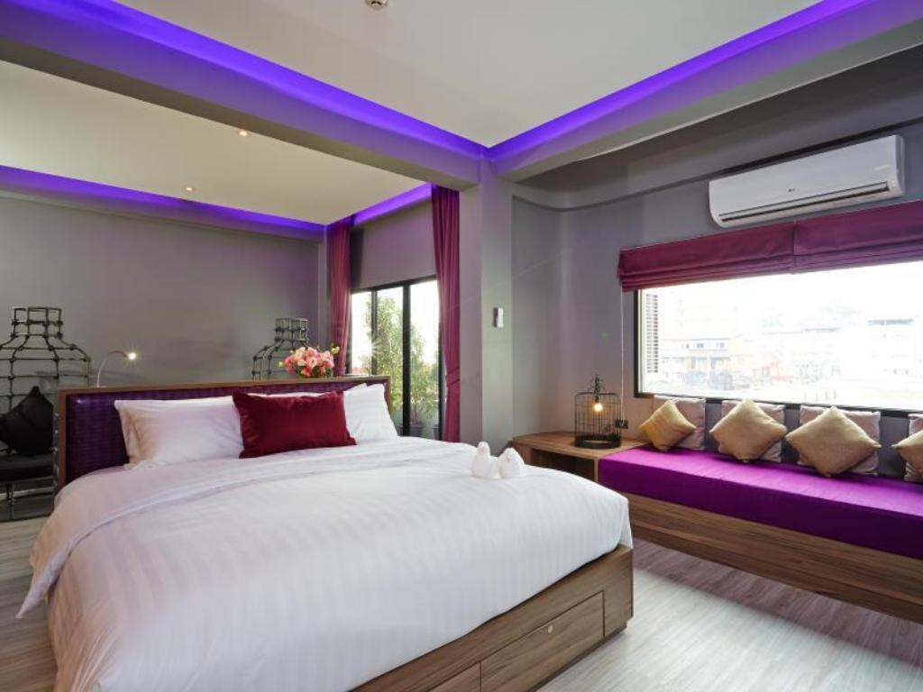 Superior Room Only (Hot Deal) - Bed Tweet Tweet Nest Pattaya Hotel