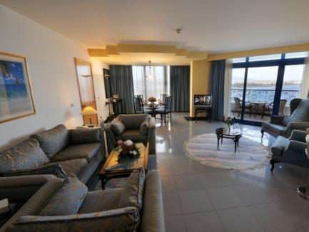 Junior Suite Uitzicht op zee (Junior Suite Sea View)