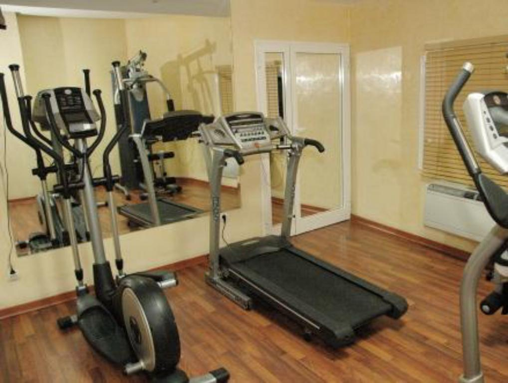Fitness center Business Hotel