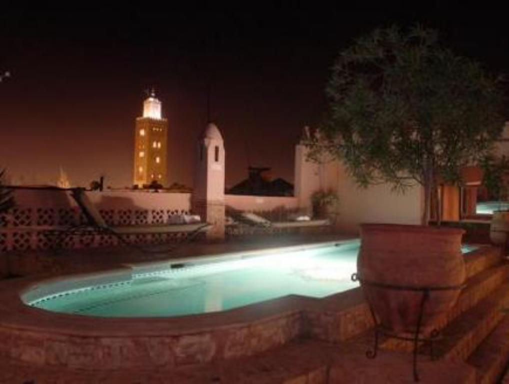Swimmingpool Riad Catalina