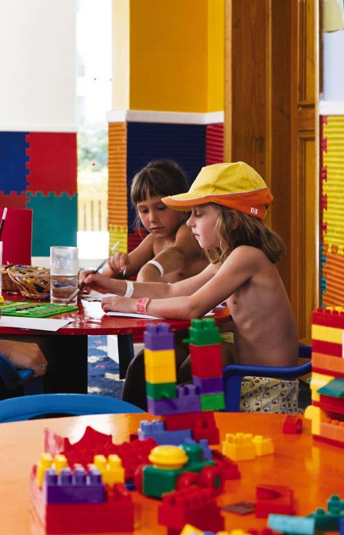 Kid's club Movenpick Resort Taba