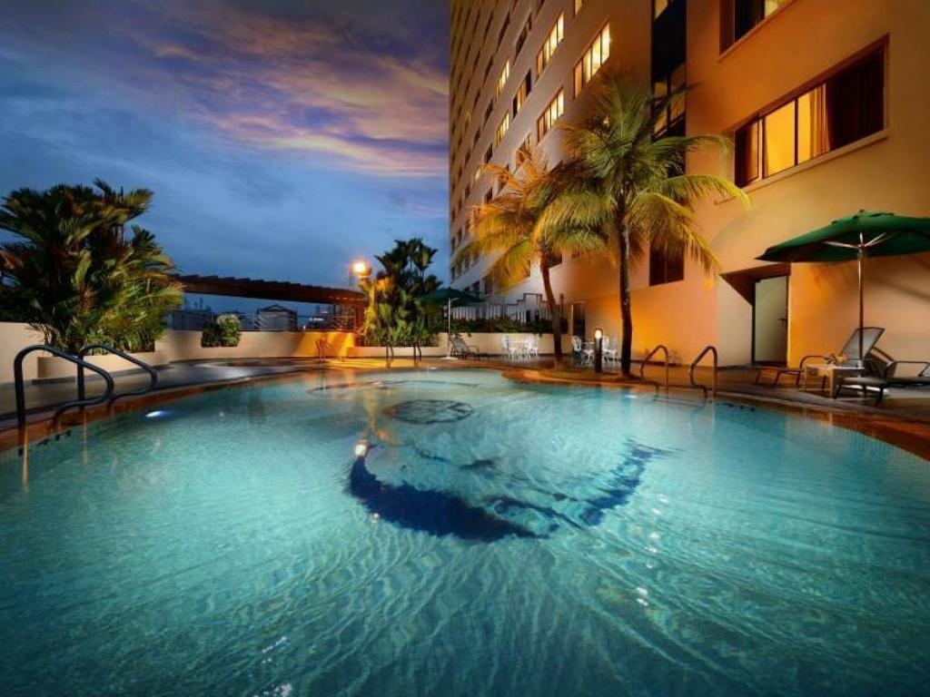 Swimming pool Sunway Hotel Georgetown