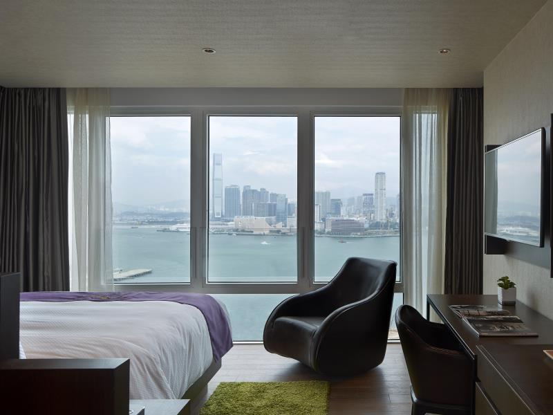 港景頂級房 (Premier Harbour View Room)
