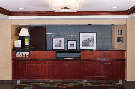 Hol Hampton Inn Long Island / Islandia