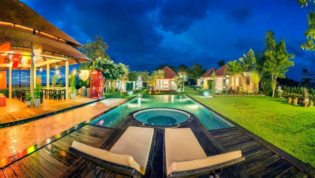 Lucerne Villa Resort By Qiu Khao Yai Thailand Photos Room Rates Promotions