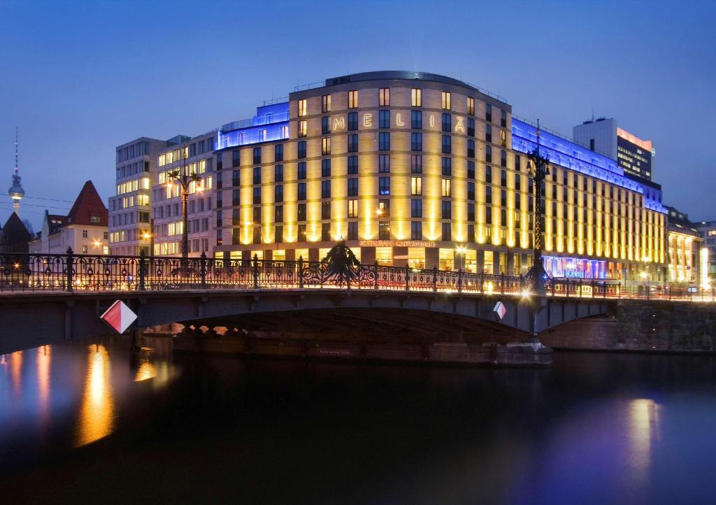 More about Melia Berlin Hotel