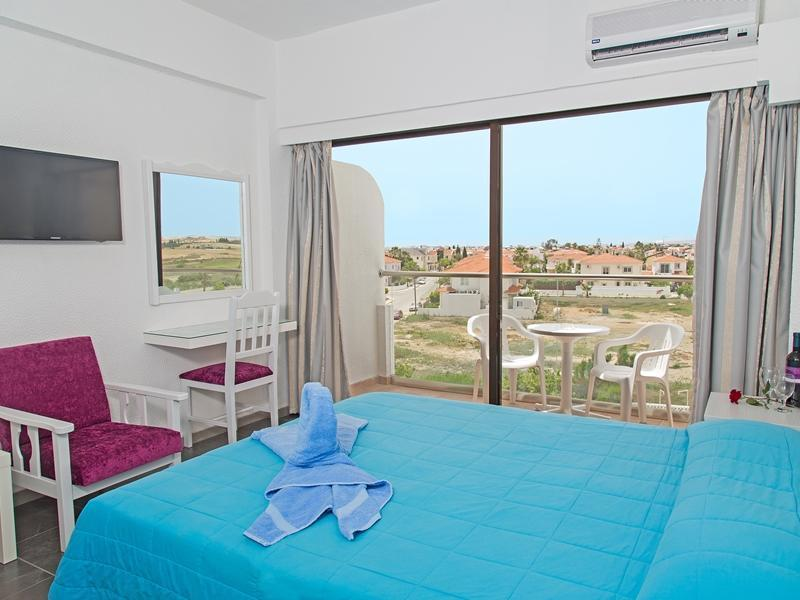Superior Double or Twin Room with Inland View