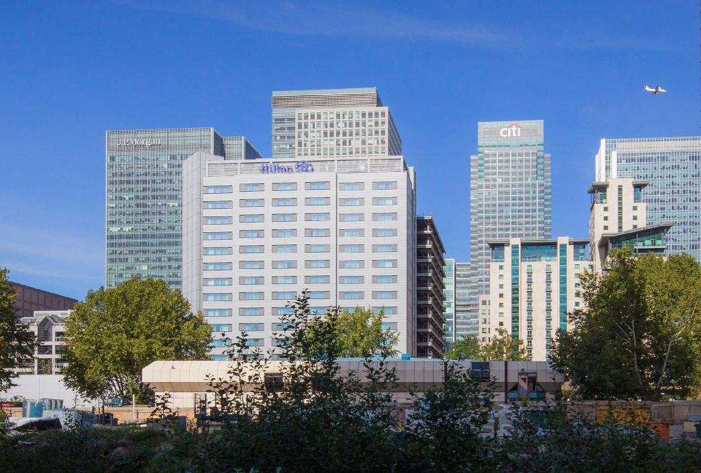 Image result for london hilton canary wharf