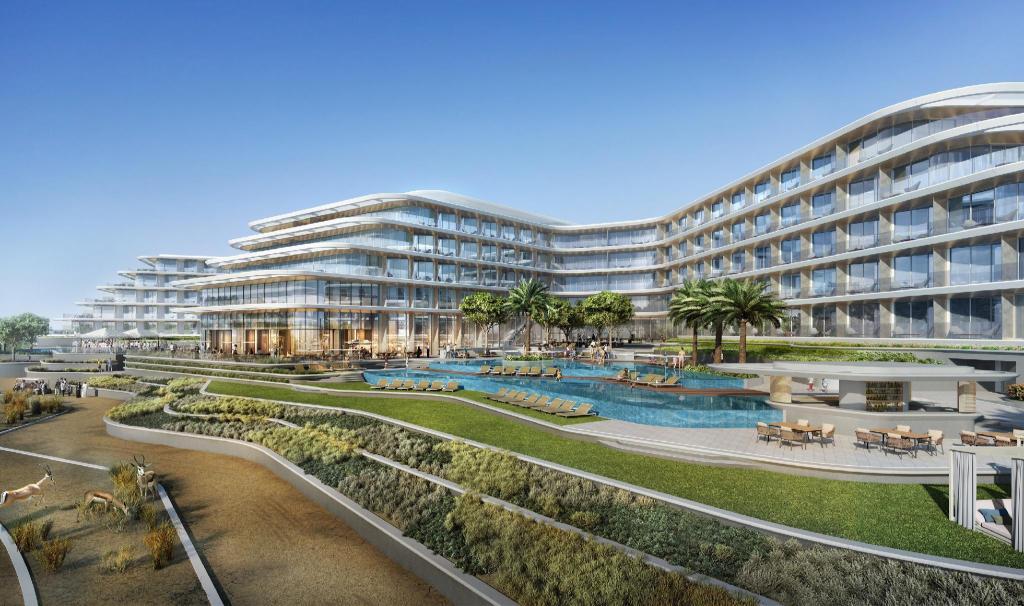 JA The Resort - JA Lake View Hotel (Дубай) – цены и отзывы на Agoda