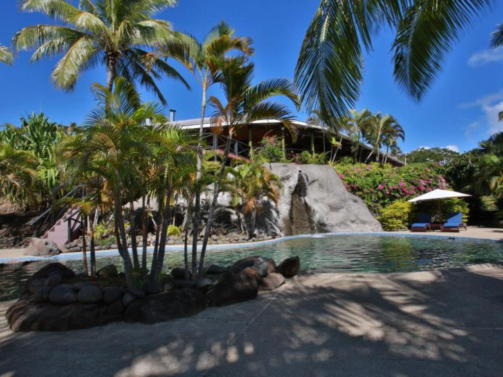 Svømmebasseng Wananavu Beach Resort