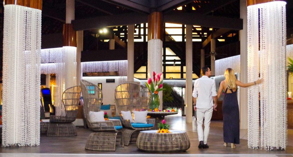 Intercontinental Moorea Resort Spa In Moorea Island Room