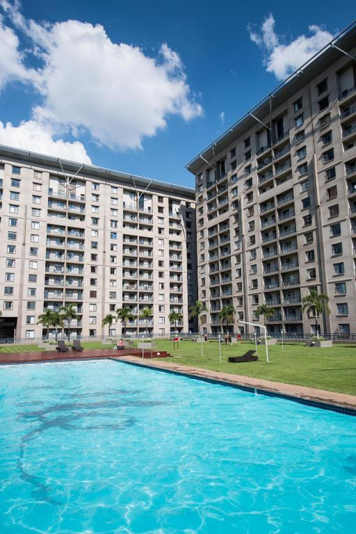 Bazén Prestige Apartments Sandton at Westpoint