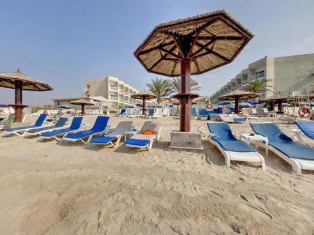 rand Beach Hotel Sharjah