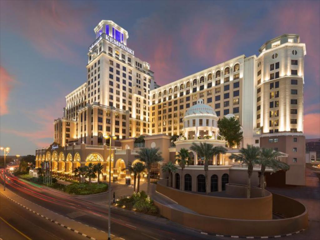 Best price on kempinski mall of the emirates hotel in for Emirates hotel dubai