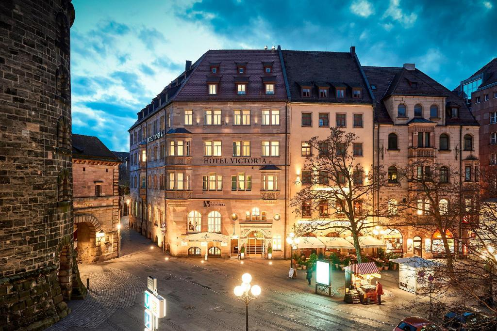More About Hotel Victoria Nurnberg