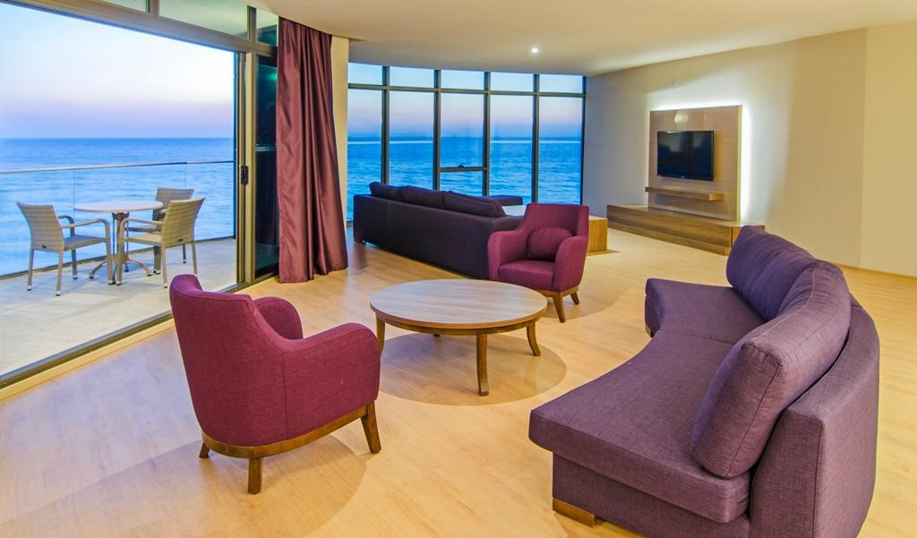 Queen Taglejlighed (Penthouse Queen)