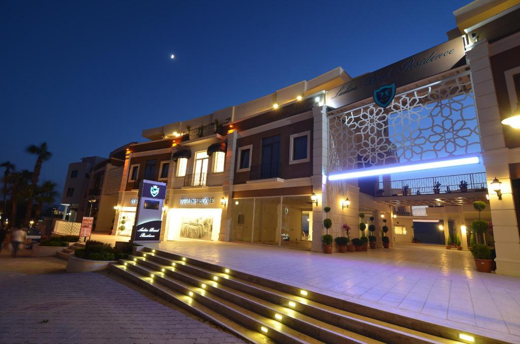 Indgang Ladies Beach Residence