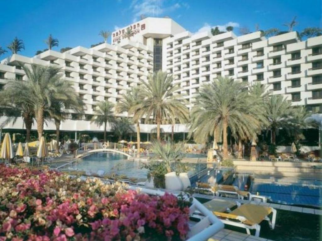 More about Isrotel King Solomon Hotel
