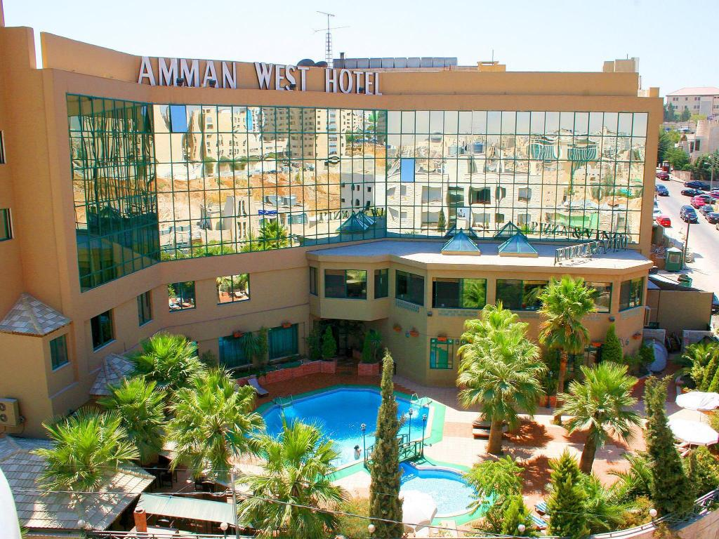 Meer over Amman West Hotel