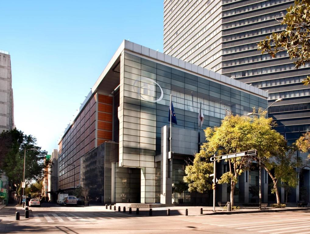 More About Hilton Mexico City Reforma Hotel
