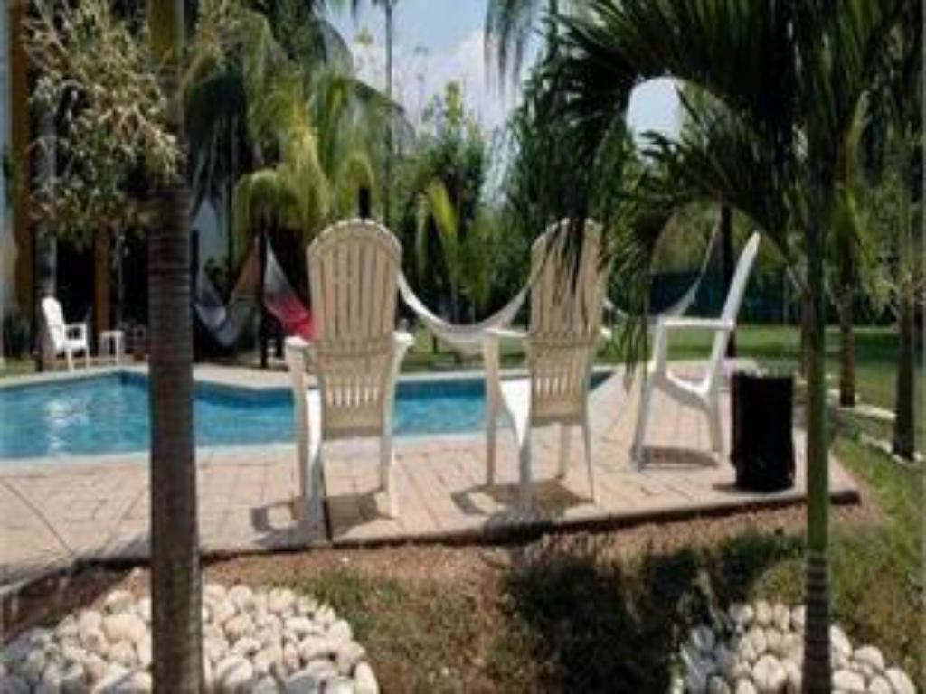 Swimming pool Hotel Ciudad Real Palenque