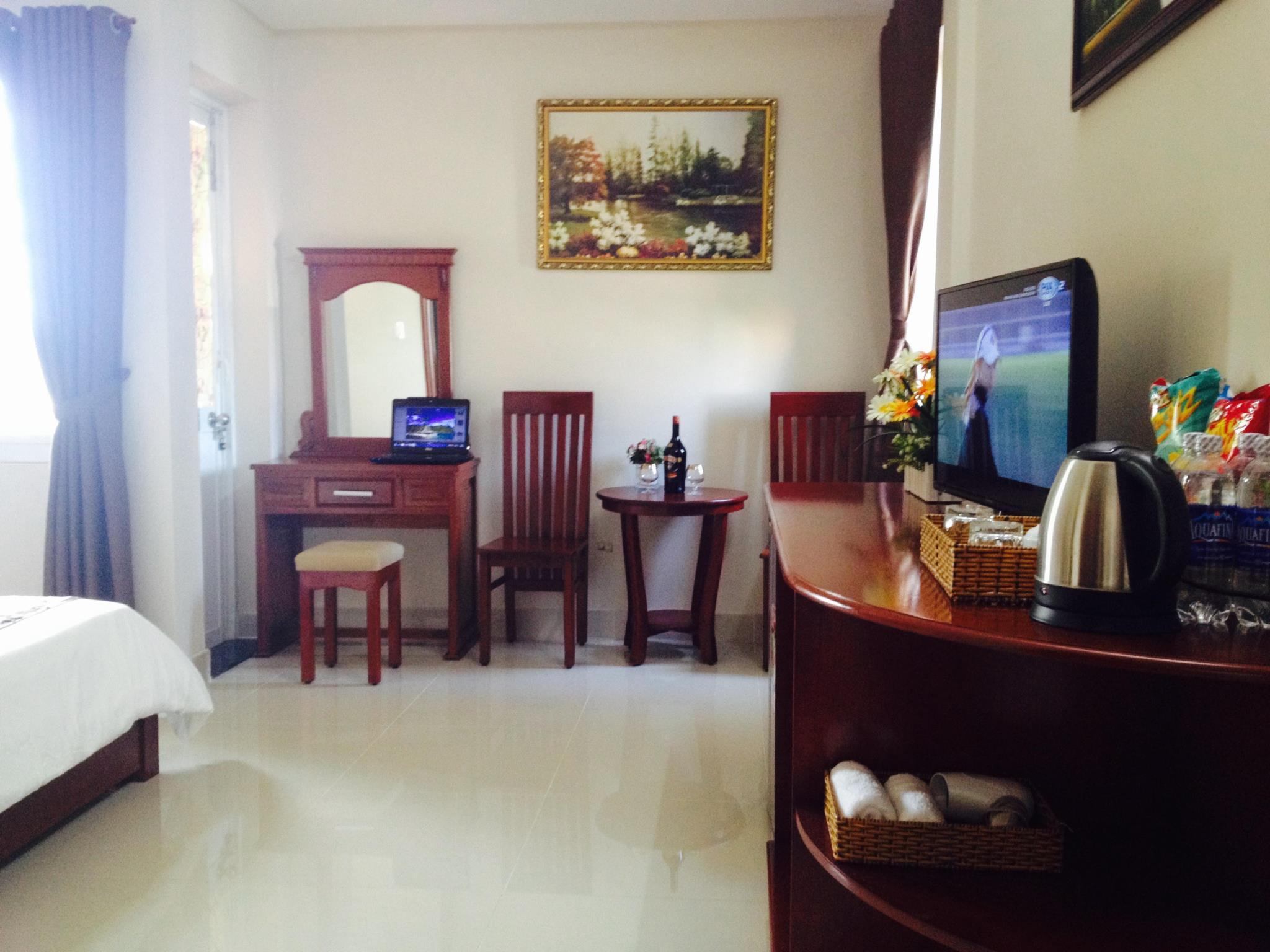 Queen Garden Hotel In Vung Tau