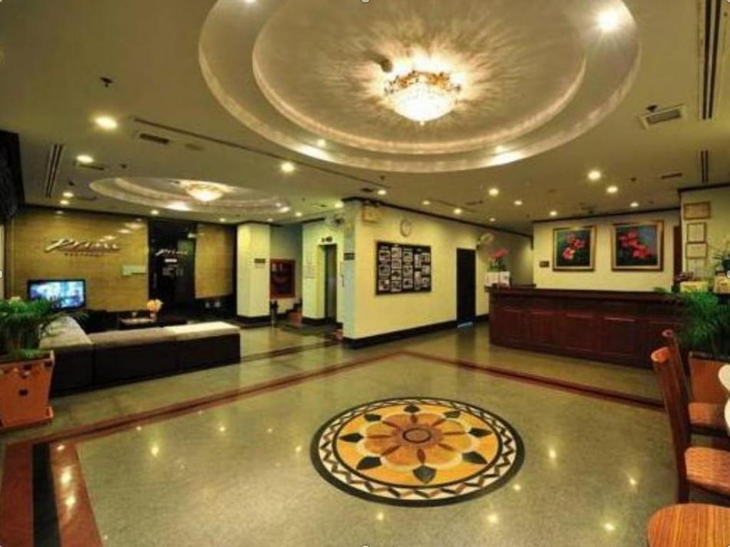לובי Thipurai City Hotel