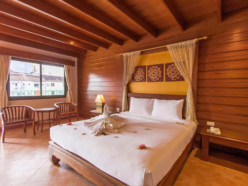Superior Double or Twin room - free wifi - Voodi Bel Aire Resort