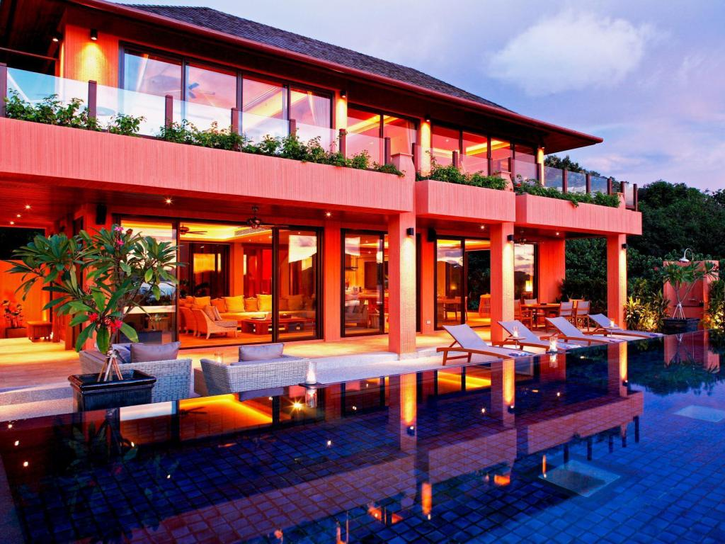בריכת שחייה - חיצונית Sri Panwa Phuket Luxury Pool Villa Hotel