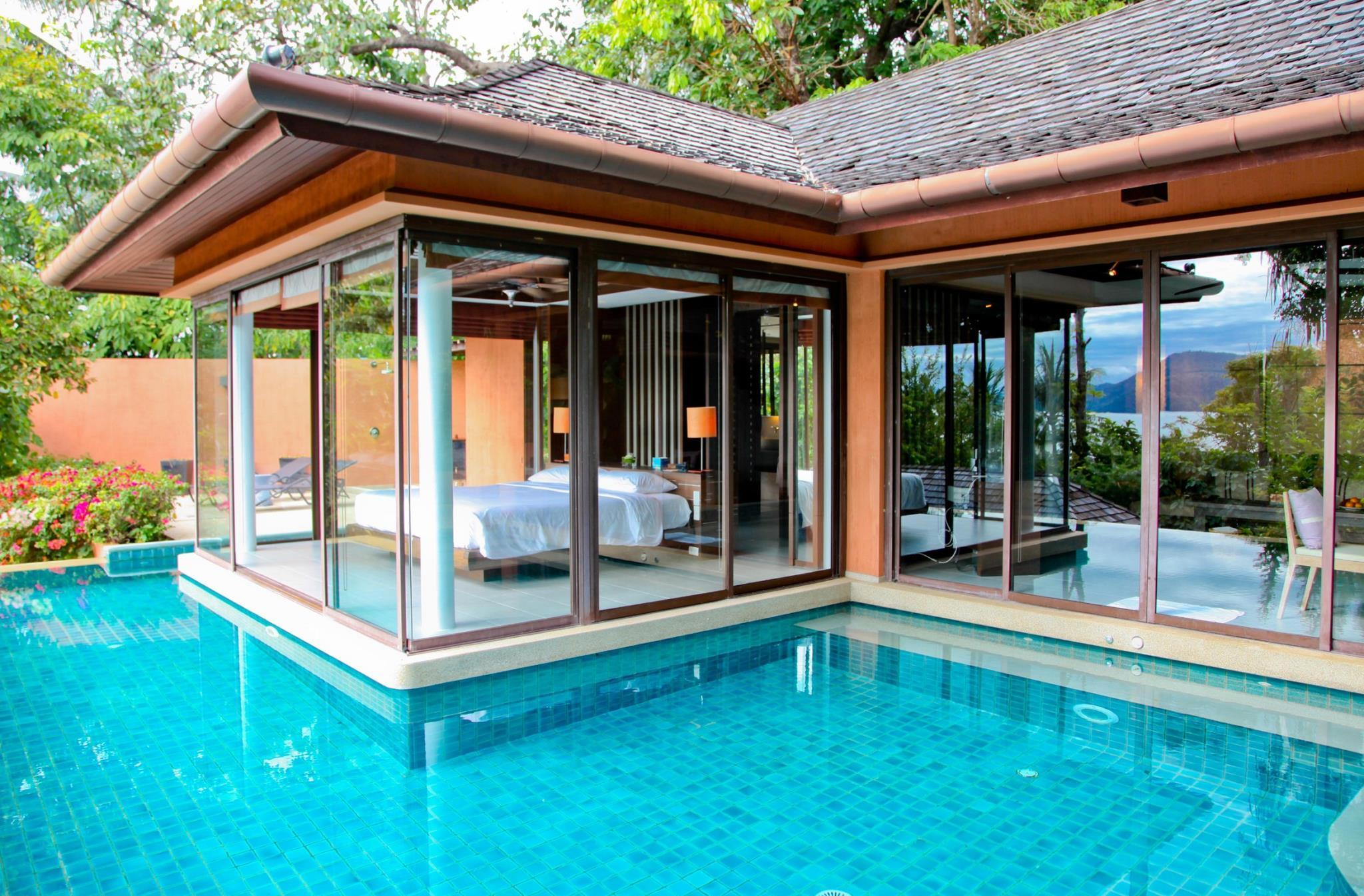 Pool Villa Garden view