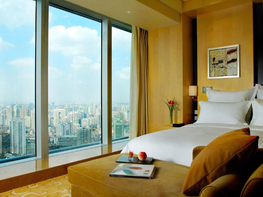 Grand Deluxe King or Twin Room 2 Le Royal Méridien Shanghai