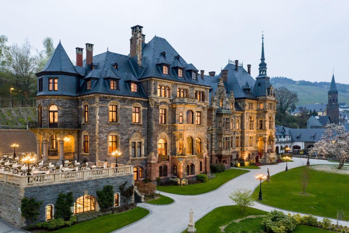Schloss Burg Sayn Garten Der Schmetterlinge Bendorf Teil 2