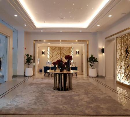 Lobby Bliston Suwan Parkview Hotel