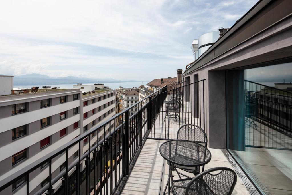 More about Hotel Lausanne By Fassbind