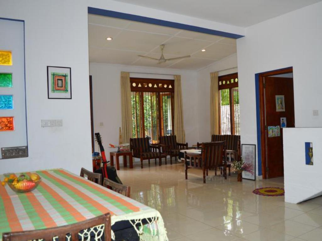 Interior view FEEL Homestay