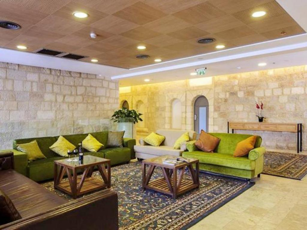Lobby The Sephardic House Hotel