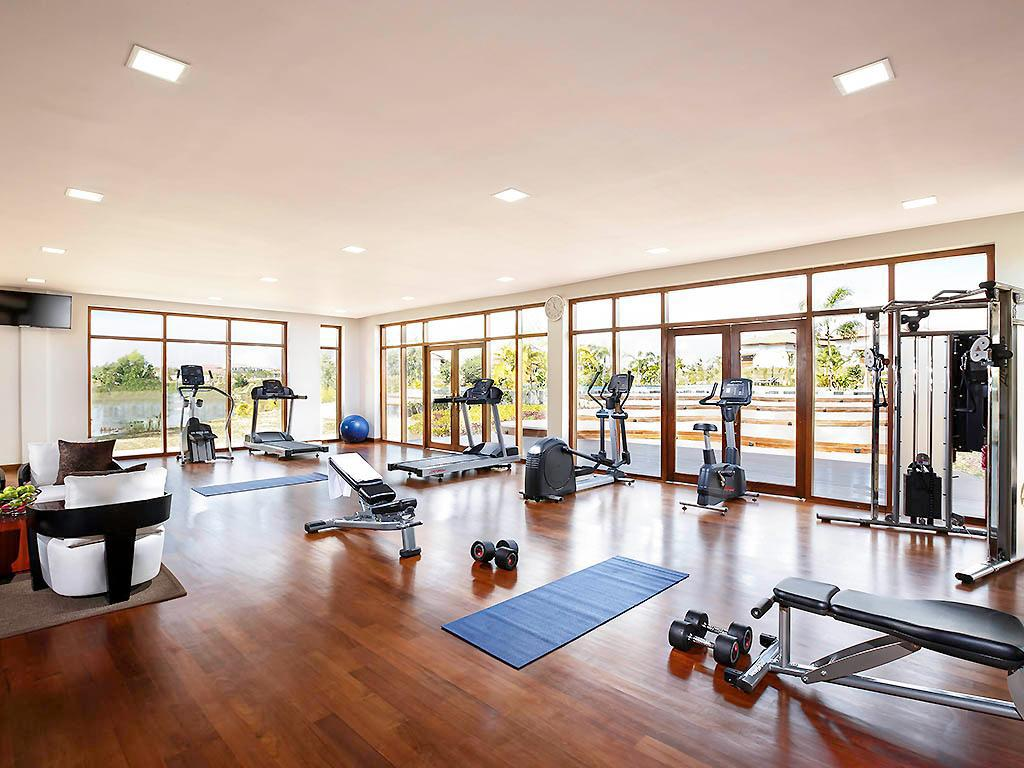 fitness center The Lake Garden Nay Pyi Taw MGallery Collection