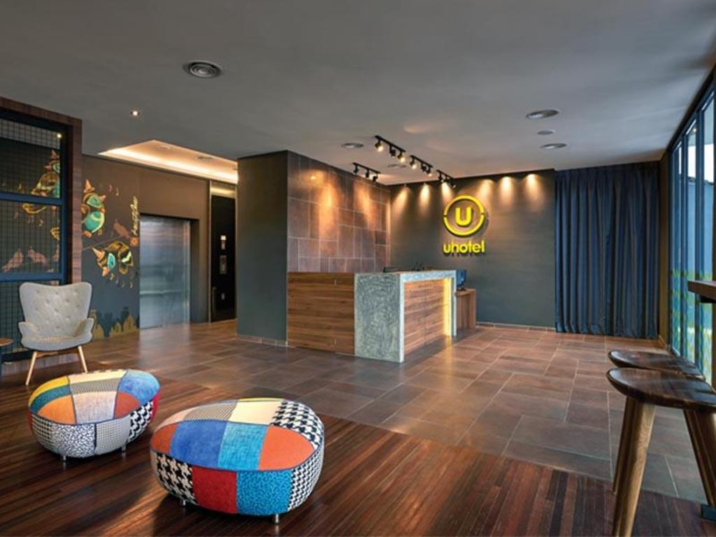 Lobby U Hotel Penang