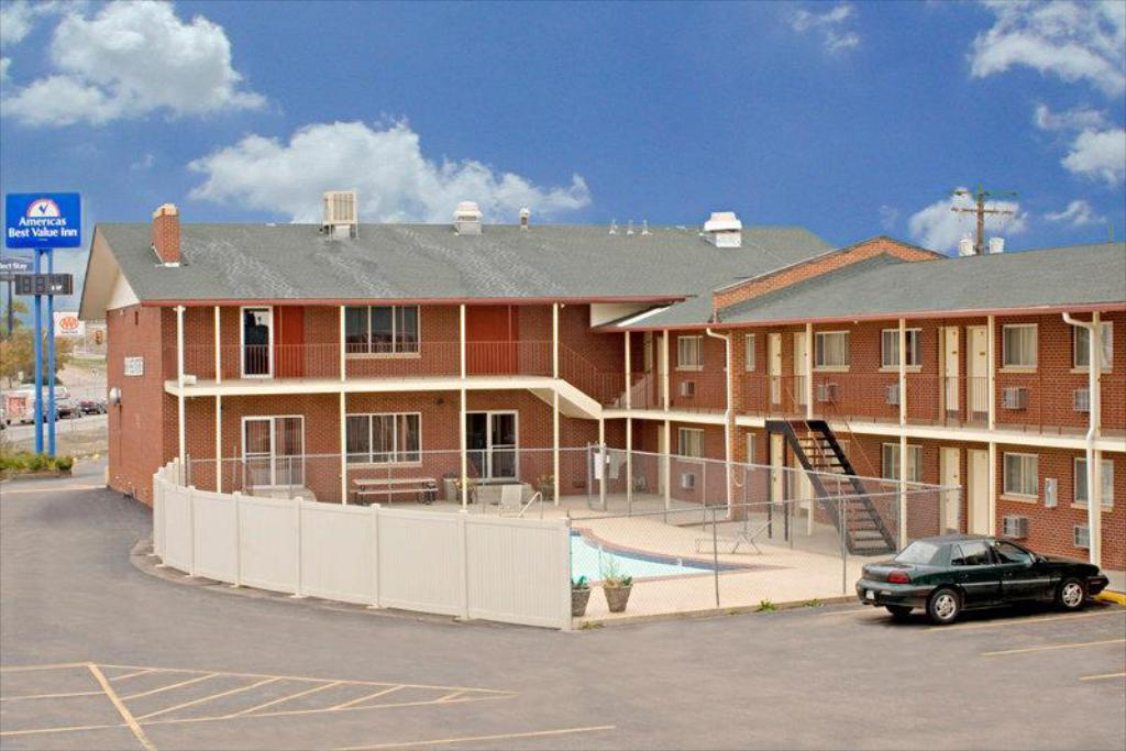 Americas Best Value Inn Greeley Evans