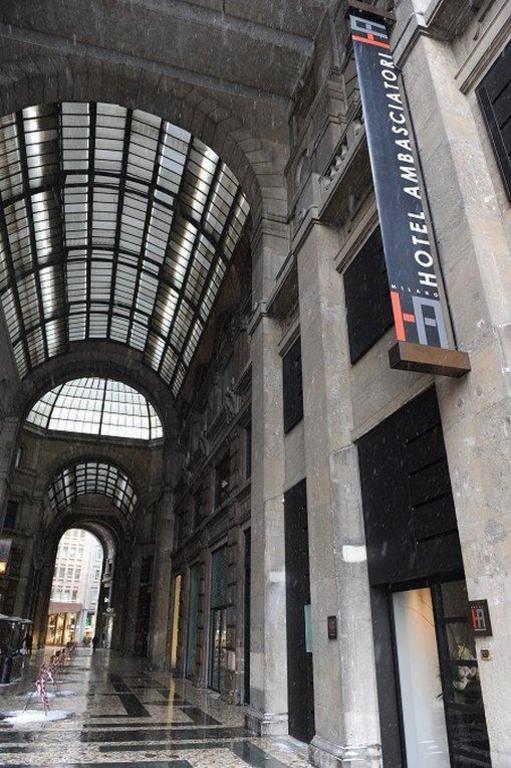 Ih Hotels Milano Ambasciatori Milano Parhaat Tarjoukset Agoda Com