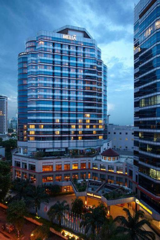 More about Melia Hanoi Hotel