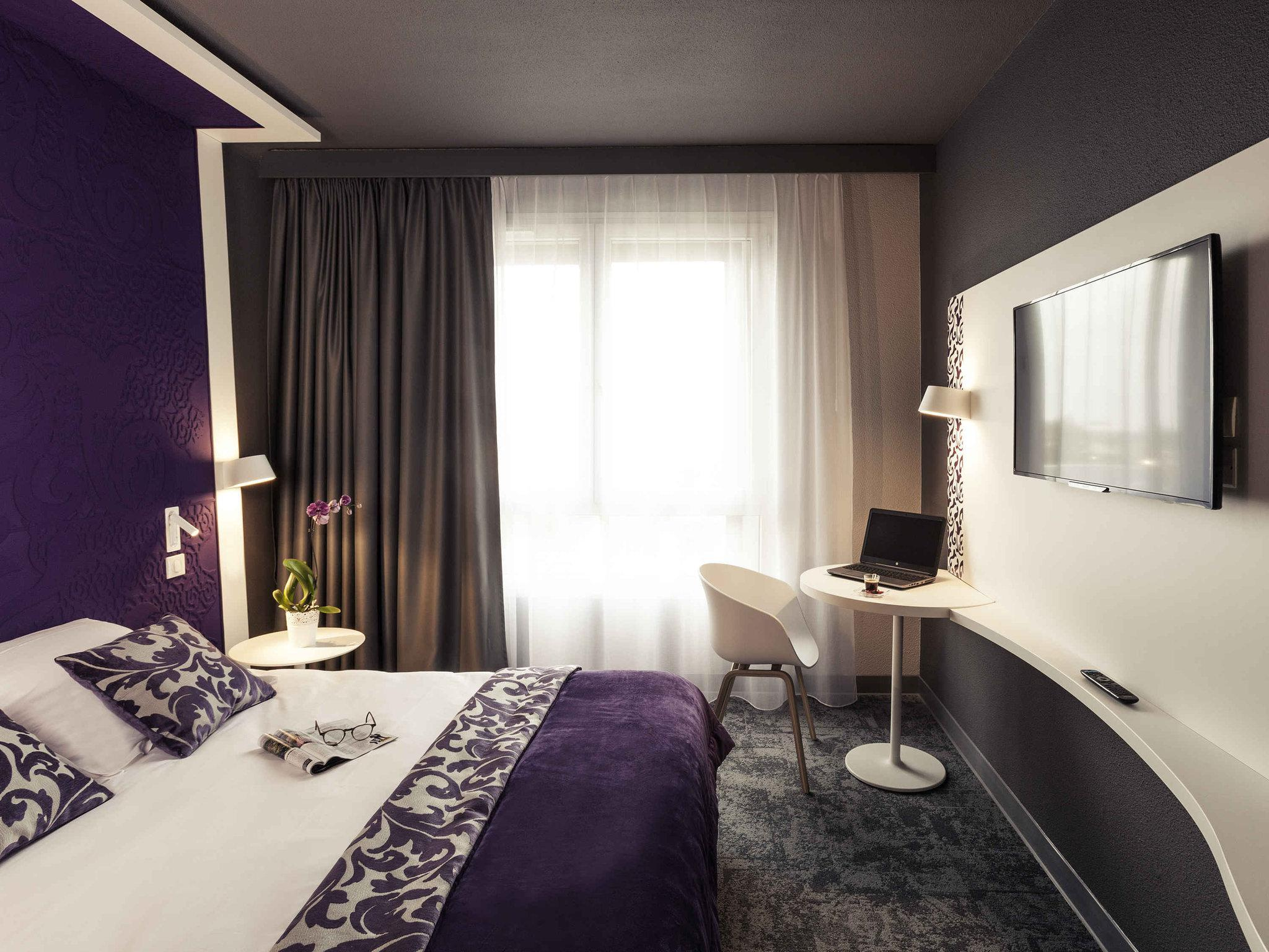 Hotel Mercure La Roche Sur Yon Centre In France Room Deals Photos Reviews