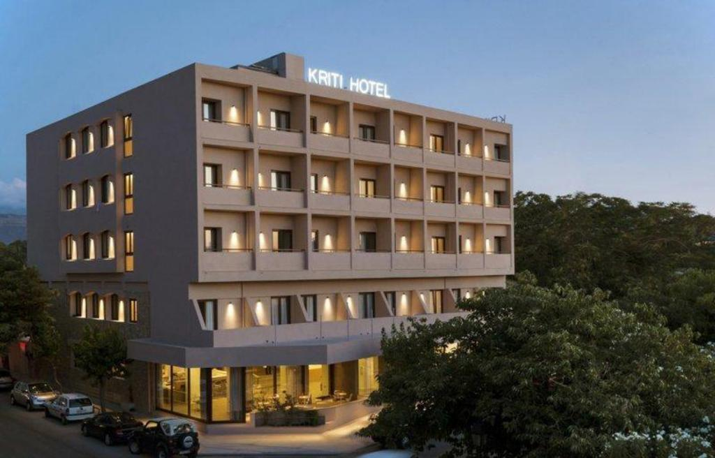 More about Kriti Hotel