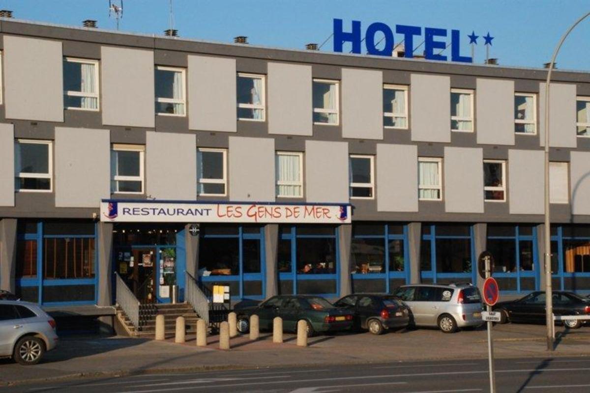 Hotel Les Gens de Mer Boulogne-sur-Mer in France - Room Deals