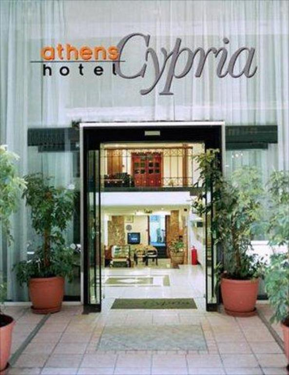 More about Athens Cypria Hotel